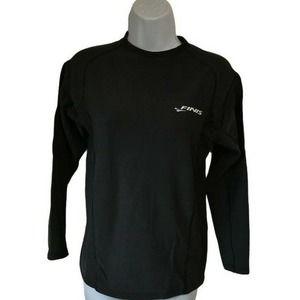 Finis YOUTH Thermal Swim Shirt Long Sleeve M / L